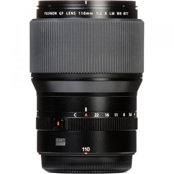 Fujifilm GF 110mm f/2 R LM WR 3