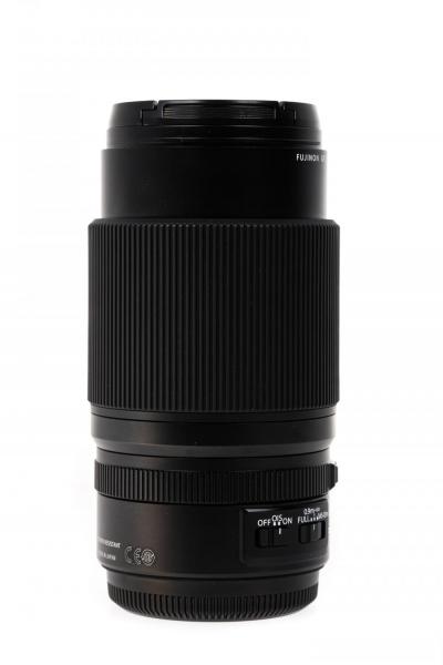 Fujifilm GF 120mm f/4 R LM OIS WR Macro, second hand 0