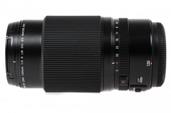 Fujifilm GF 120mm f/4 R LM OIS WR Macro, second hand 7