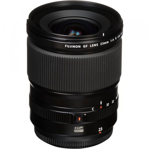 Fujifilm GF 23mm f/4 R LM WR 1