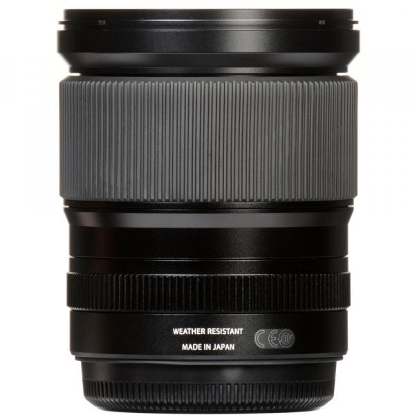 Fujifilm GF 23mm f/4 R LM WR 3