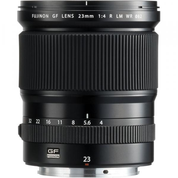 Fujifilm GF 23mm f/4 R LM WR 0