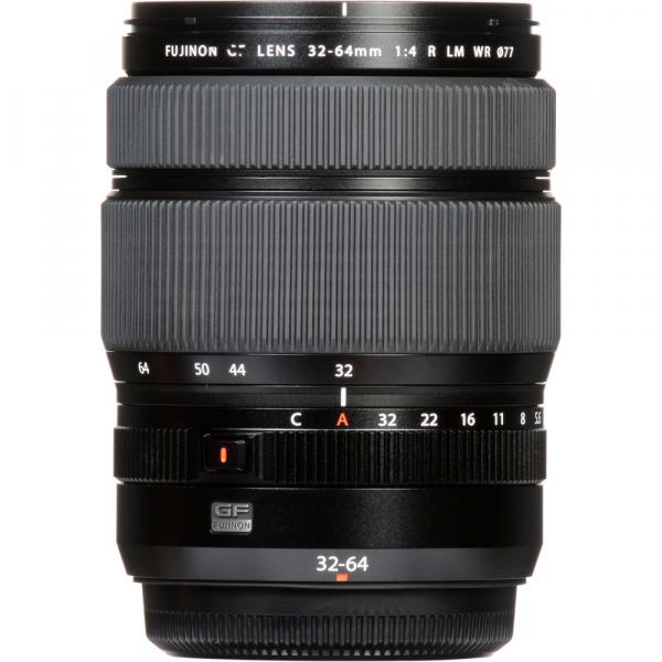 Fujifilm GF 32-64mm f/4 R LM WR 2