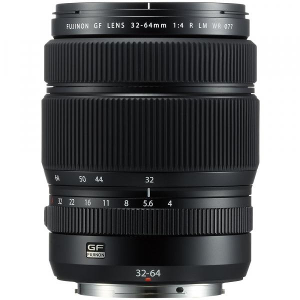 Fujifilm GF 32-64mm f/4 R LM WR 1