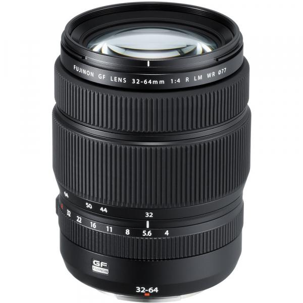 Fujifilm GF 32-64mm f/4 R LM WR 0