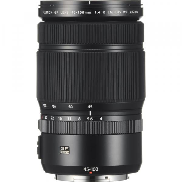 Fujifilm GF 45-100mm f/4 R LM OIS WR 2