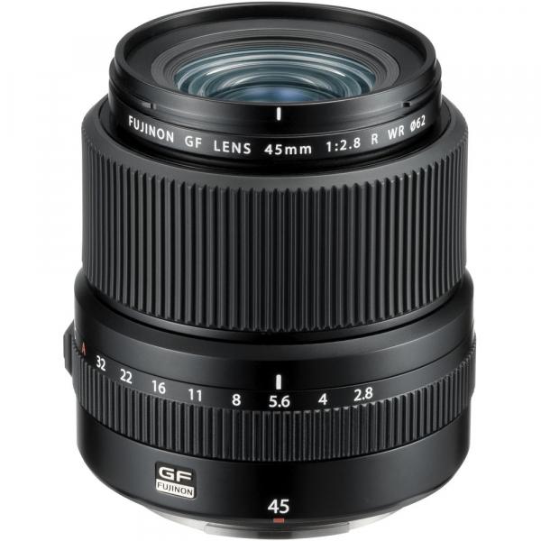 Fujifilm GF 45mm f/2.8 R WR 0