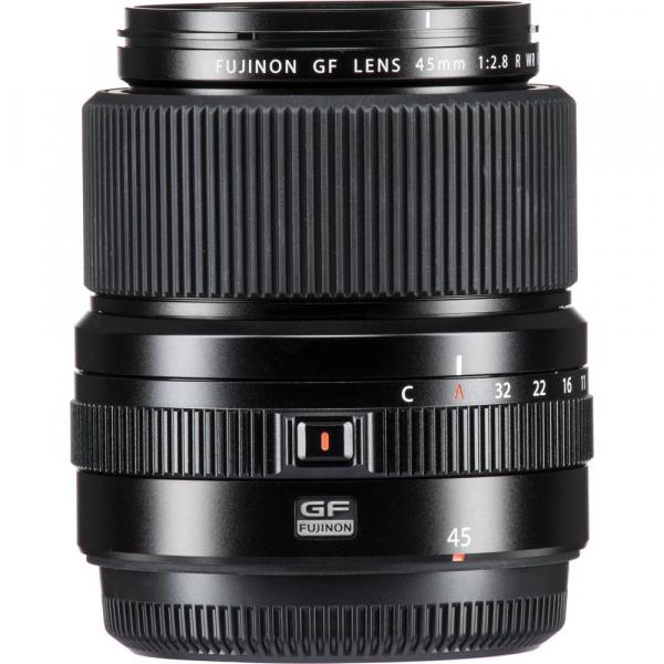 Fujifilm GF 45mm f/2.8 R WR 2