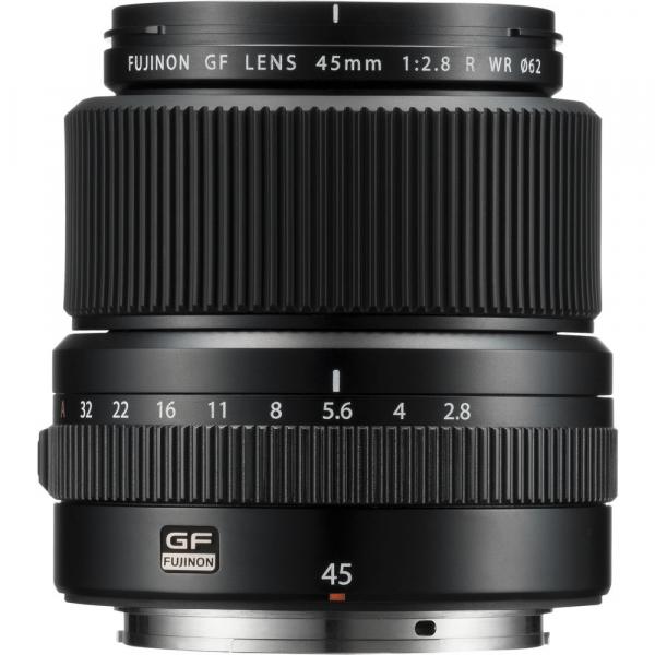 Fujifilm GF 45mm f/2.8 R WR 1