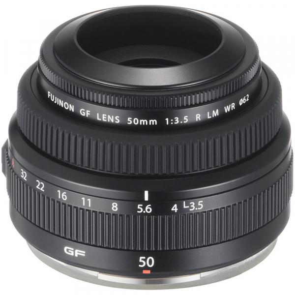 Fujifilm GF 50mm f/3.5 R LM WR 0