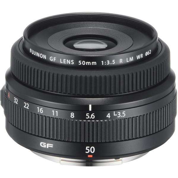 Fujifilm GF 50mm f/3.5 R LM WR 1