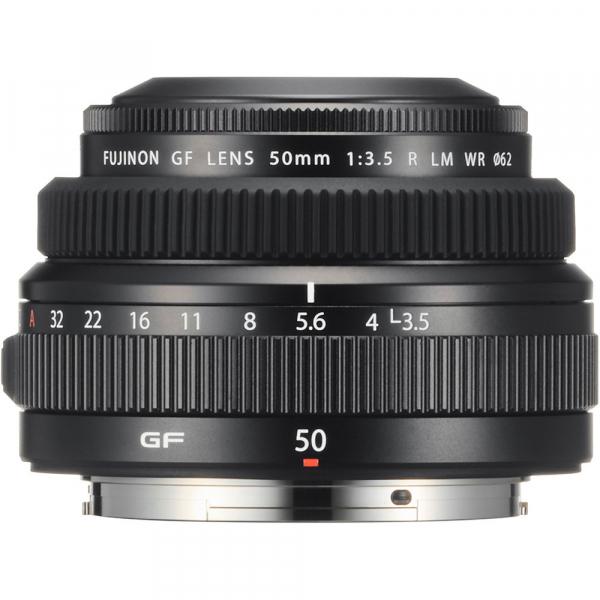 Fujifilm GF 50mm f/3.5 R LM WR 3