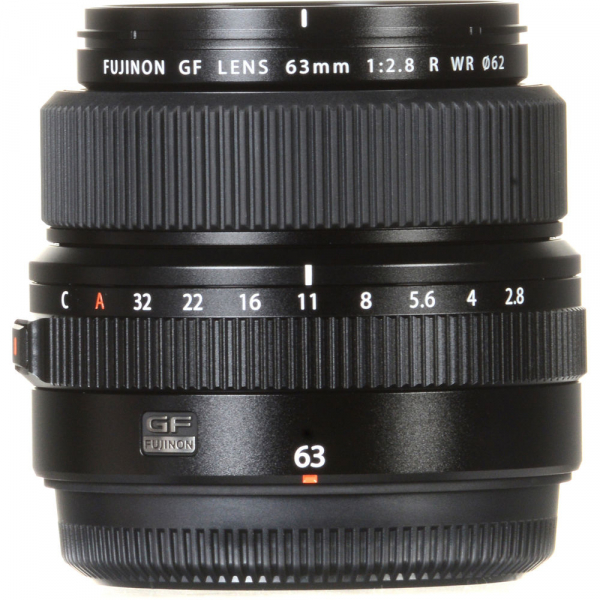 Fujifilm GF 63mm f/2.8 R WR 1