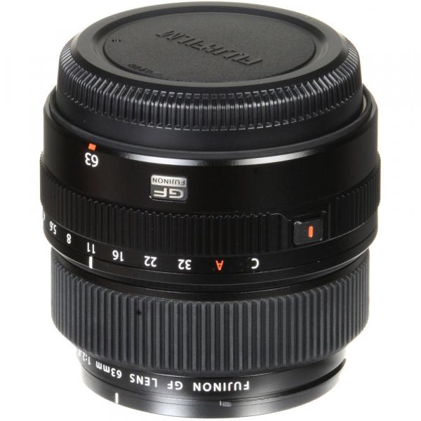 Fujifilm GF 63mm f/2.8 R WR 5