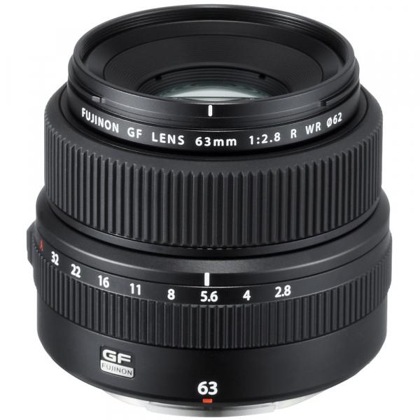 Fujifilm GF 63mm f/2.8 R WR 0
