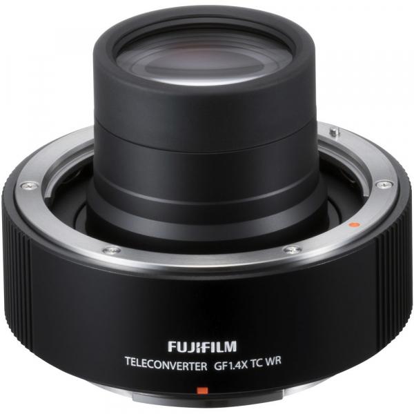 Fujifilm GF Teleconvertor 1.4X TC WR -teleconvertor format mediu montura GF 0