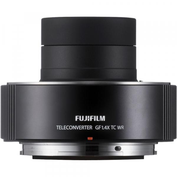 Fujifilm GF Teleconvertor 1.4X TC WR -teleconvertor format mediu montura GF 1