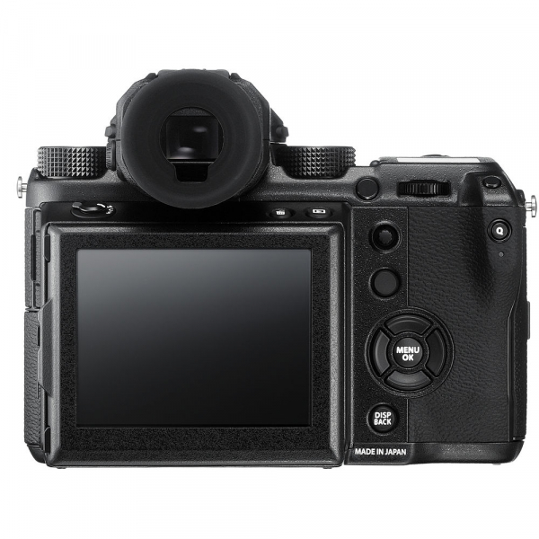 Fujifilm GFX 50S Body - Aparat Foto Mirrorless, 51MP Format Mediu, Full HD 2