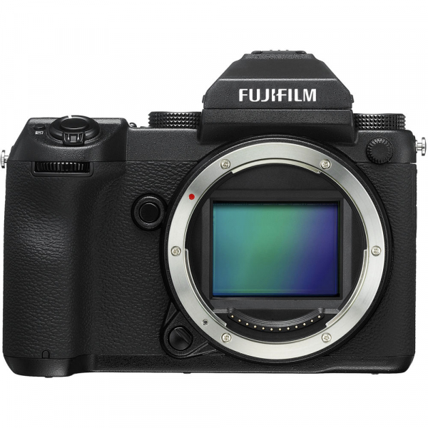 Fujifilm GFX 50S Body - Aparat Foto Mirrorless, 51MP Format Mediu, Full HD 0