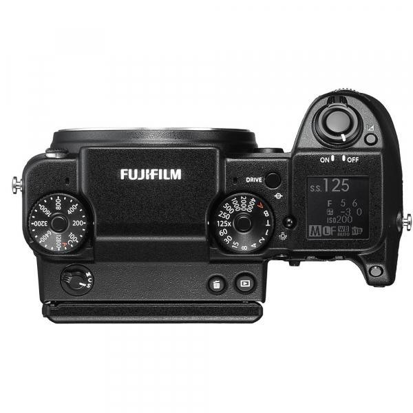 Fujifilm GFX 50S Body - Aparat Foto Mirrorless, 51MP Format Mediu, Full HD 8