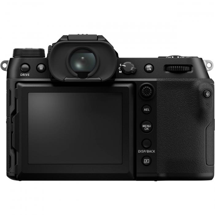 FUJIFILM GFX 50S II - Cameră Foto Mirrorless (body) - Aparat 51.4MP Format Mediu, Full HD [1]