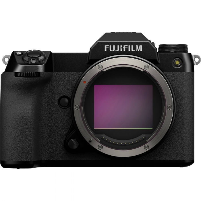 FUJIFILM GFX 50S II - Cameră Foto Mirrorless (body) - Aparat 51.4MP Format Mediu, Full HD [0]