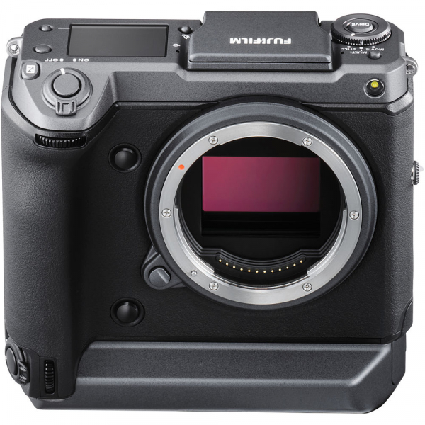 Fujifilm GFX100 Body - Aparat Foto Mirrorless, 102MP Format Mediu, 4K 9