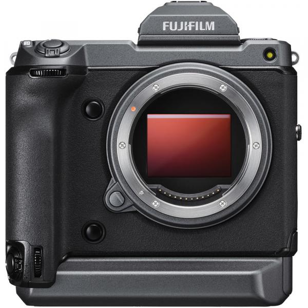 Fujifilm GFX100 Body - Aparat Foto Mirrorless, 102MP Format Mediu, 4K 0