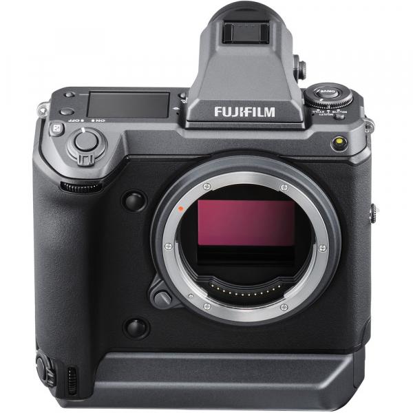 Fujifilm GFX100 Body - Aparat Foto Mirrorless, 102MP Format Mediu, 4K 11