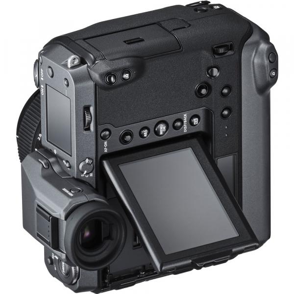 Fujifilm GFX100 Body - Aparat Foto Mirrorless, 102MP Format Mediu, 4K 6