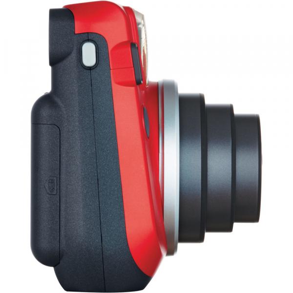 Fujifilm Instax Mini 70 - Aparat Foto Instant rosu (Passion Red) 4