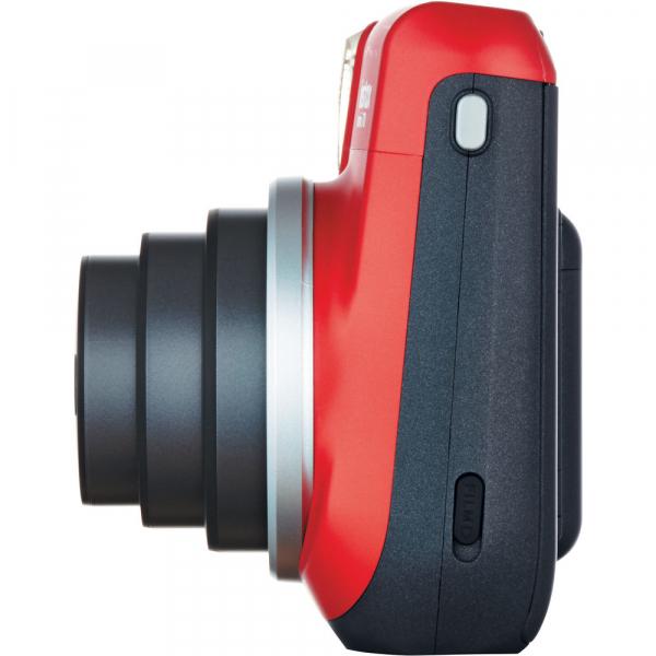 Fujifilm Instax Mini 70 - Aparat Foto Instant rosu (Passion Red) 5