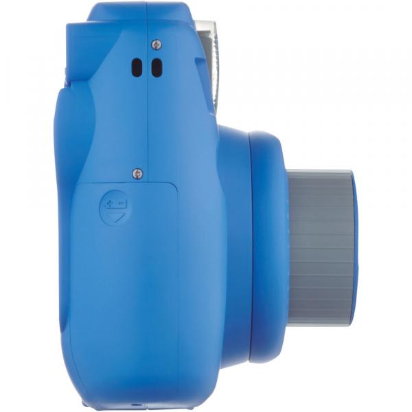 Fujifilm Instax Mini 9 - Aparat Foto Instant Albastru (Cobalt Blue) + Husa + Film 10 buc 7