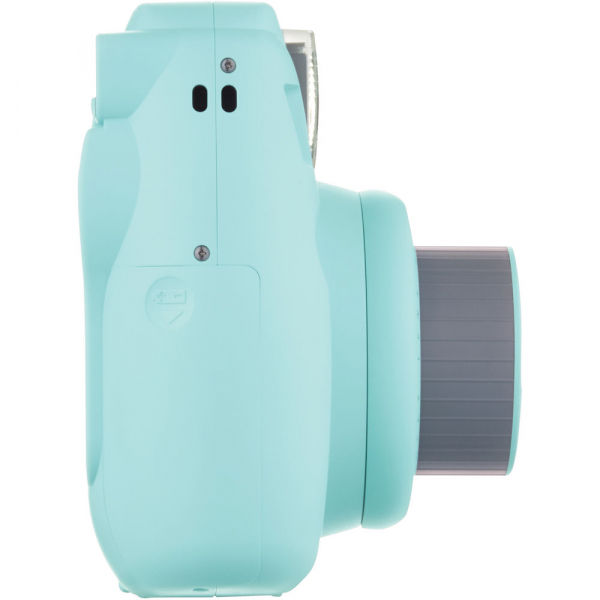 Fujifilm Instax Mini 9 - Aparat Foto Instant Albastru glaciar (Ice Blue) 6