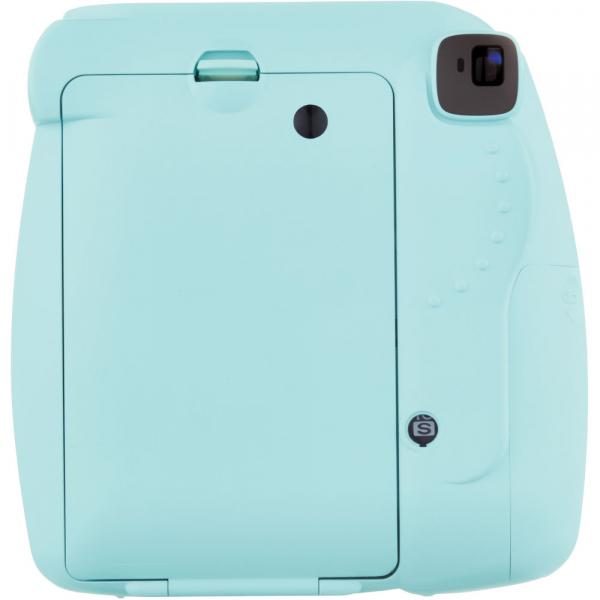 Fujifilm Instax Mini 9 - Aparat Foto Instant Albastru glaciar (Ice Blue) 3