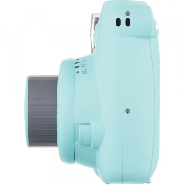 Fujifilm Instax Mini 9 - Aparat Foto Instant Albastru glaciar (Ice Blue) 5