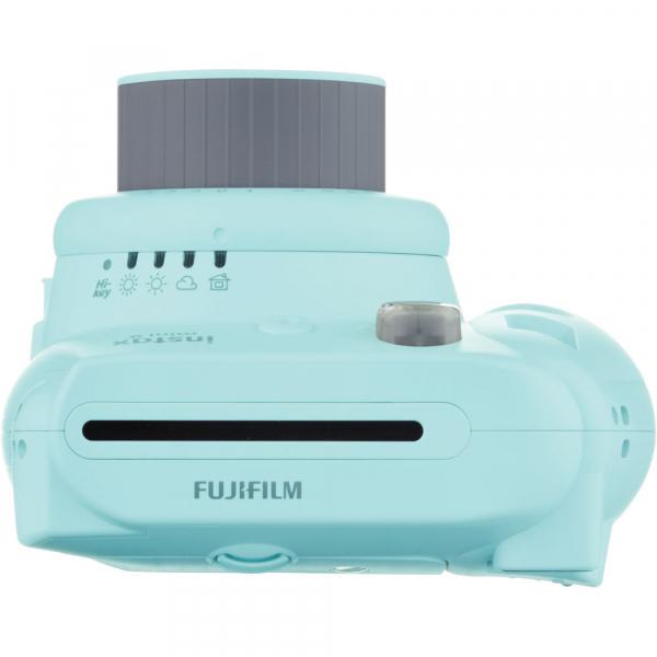 Fujifilm Instax Mini 9 - Aparat Foto Instant Albastru glaciar (Ice Blue) 4