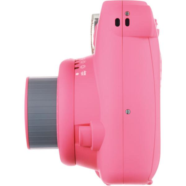 Fujifilm Instax Mini 9 - Aparat Foto Instant Roz (Flamingo Pink) 5