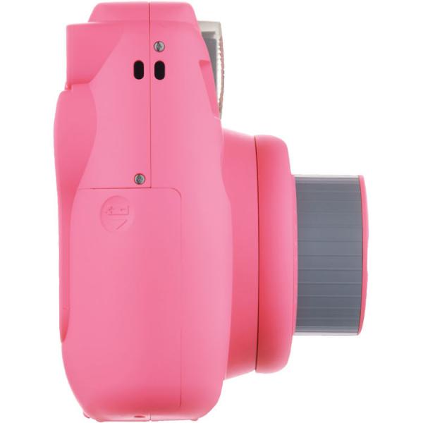 Fujifilm Instax Mini 9 - Aparat Foto Instant Roz (Flamingo Pink) 6