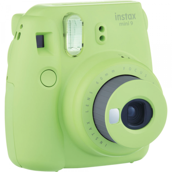 Fujifilm Instax Mini 9 - Aparat Foto Instant Verde (Lime Green) 2