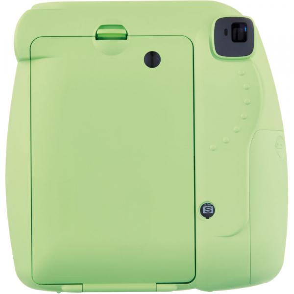 Fujifilm Instax Mini 9 - Aparat Foto Instant Verde (Lime Green) 3