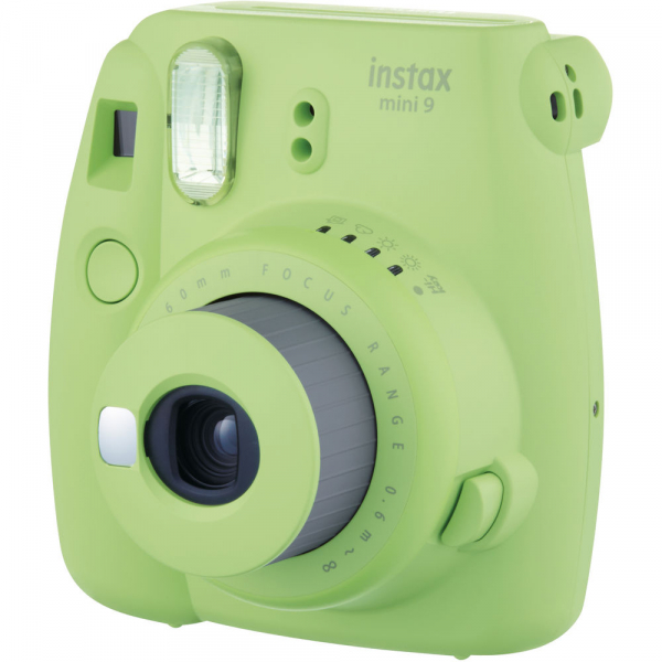 Fujifilm Instax Mini 9 - Aparat Foto Instant Verde (Lime Green) 1