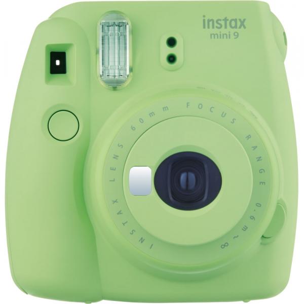 Fujifilm Instax Mini 9 - Aparat Foto Instant Verde (Lime Green) 0