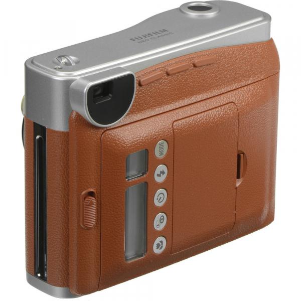 Fujifilm Instax Mini 90 Neo Classic - Aparat Foto Instant maro (Brown) 1