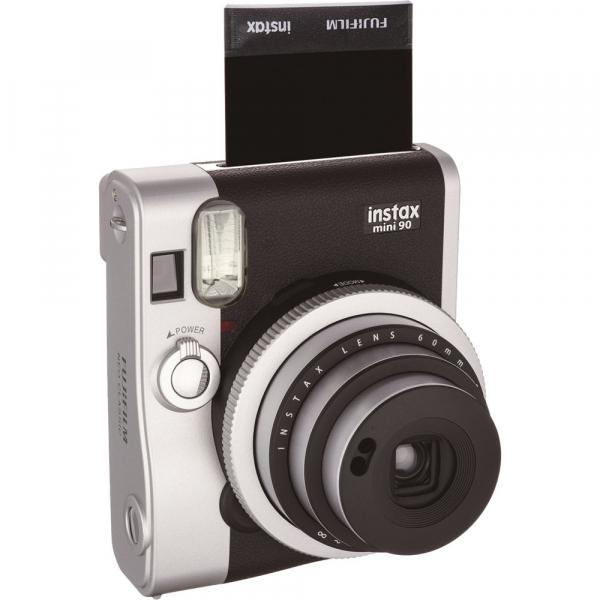 Fujifilm Instax Mini 90 Neo Classic - Aparat Foto Instant negru (Black) 4
