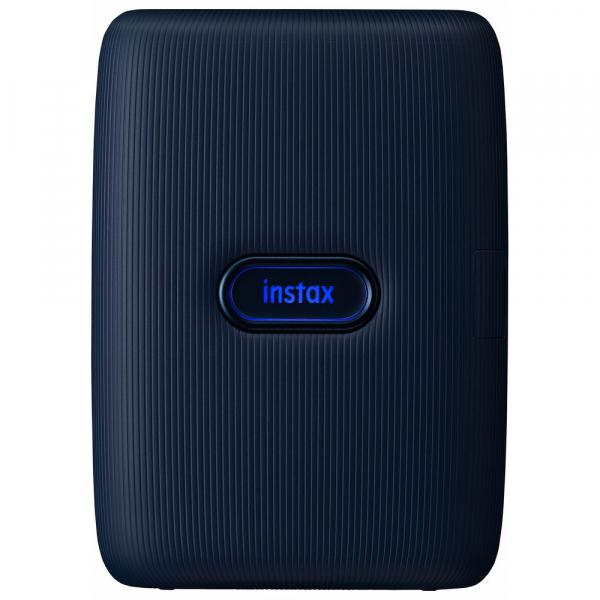 Fujifilm Instax Mini Link - Imprimanta portabila pentru Smartphone Dark Denim 0