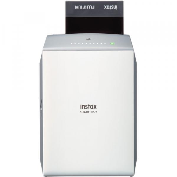 Fujifilm Instax Share SP-2 - imprimanta foto portabila Wi-Fi argintiu (Silver) 3