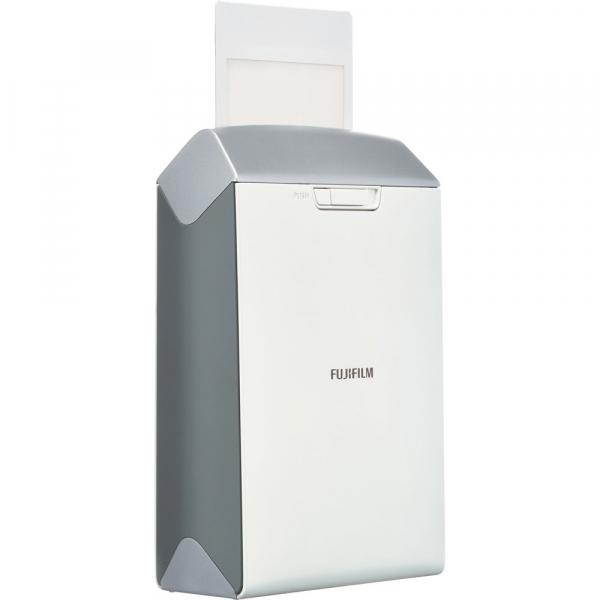 Fujifilm Instax Share SP-2 - imprimanta foto portabila Wi-Fi argintiu (Silver) 4