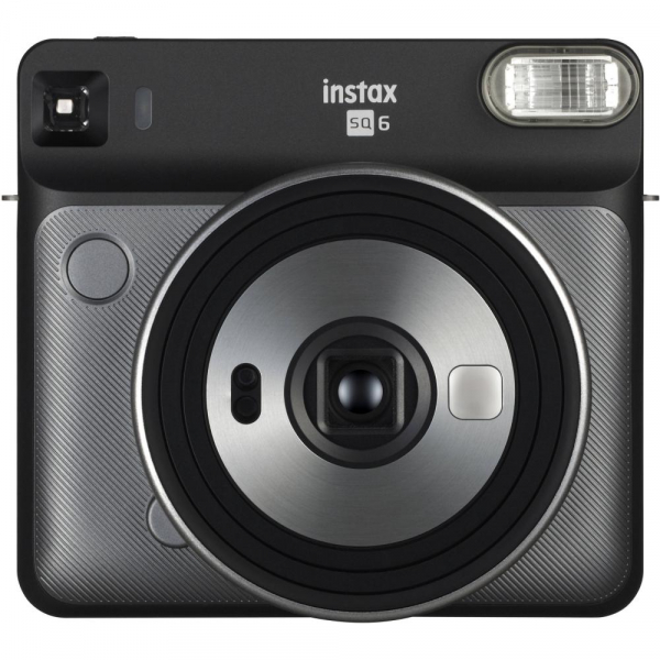 Fujifilm instax SQUARE SQ6 Instant Film Camera (Graphite Gray) 0