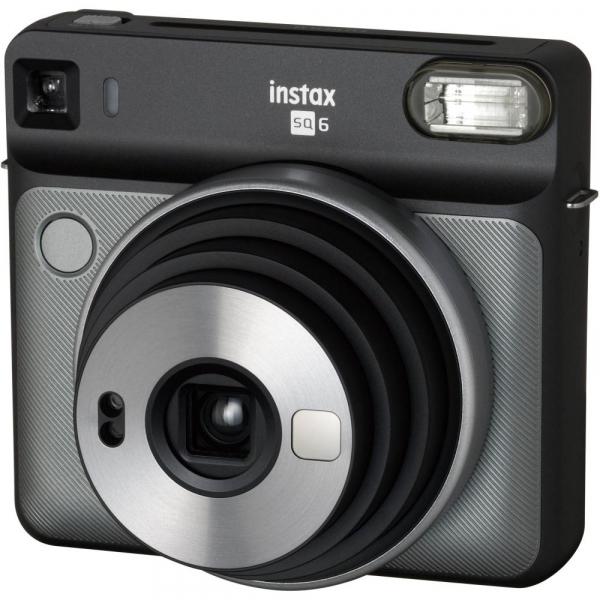 Fujifilm instax SQUARE SQ6 Instant Film Camera (Graphite Gray) [1]